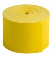 Лента термоус. ТЛ-0.8 50мм 5м с клеевым слоем желт. Rexant 48-9012
