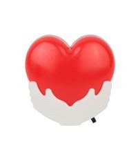 """Светильник """"Сердце"""" NL-246 LED ночник с выкл. 220В Camelion 14266"""