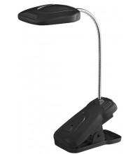 Светильник NLED-420-1.5W-BK настол. черн. ЭРА Б0003729