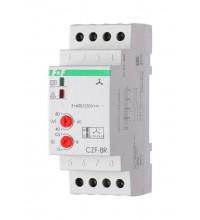 Реле контроля фаз CZF-BR (3х400/230+N 8А 1перекл. IP20 монтаж на DIN-рейке) F&F EA04.001.003