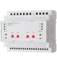 Устройство управления резервным питанием AVR-01-K (2 ввода; 1 нагрузка 35мм 3х400В+N 2х16А 2P IP20 монтаж на DIN-рейке) F&F EA04.006.001